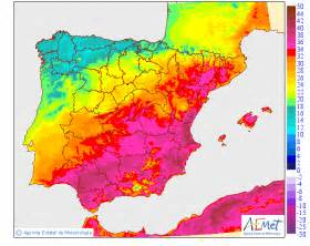 Records Spain Record May Temperatures For Spain Official Of The Met Office News Team