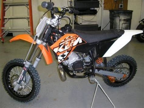 Ktm 65 Engine For Sale Pages 25169247 New Or Used 2012 Ktm 65 Sx 65 And Other