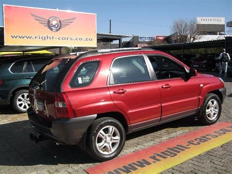 Kia Sportage 4x4 For Sale Used Kia Sportage 2 0 Crdi 4x4 For Sale In Gauteng Cars