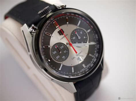 Tag Heuer 50 Th Anniversary Limited Edition Brs on review carrera1887 heuer edition the home
