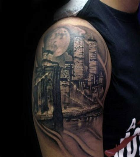 city tattoo designs new york sleeve designs www imgarcade