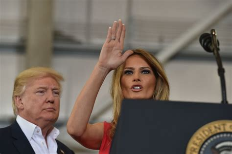 donald trump once in a lifetime melania trump s once in a lifetime opportunity is no