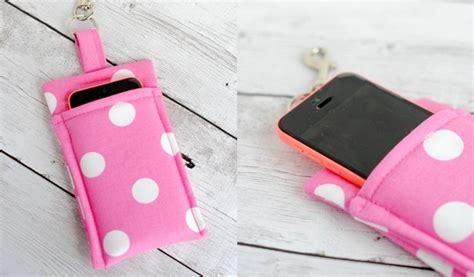Tas Putih Kulit Asli Rfl Preloved Bekas cara membuat dompet handphone diy dari kain bekas
