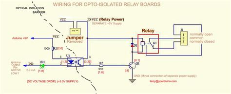 isolation relay wiring diagram wiring diagram