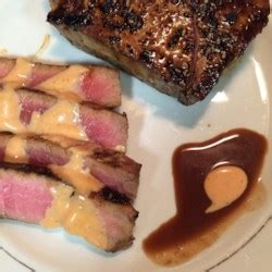 ahi tuna steak recipes food network wasabi yellowfin tuna photos allrecipes
