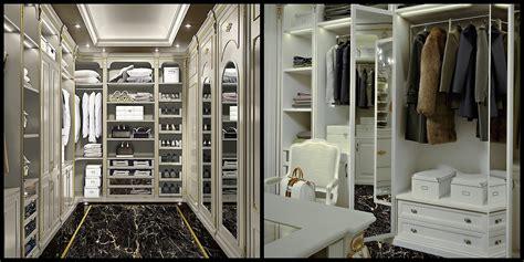 cabina armadio classica walk in closets modenese gastone