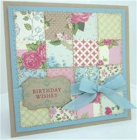 Patchwork Cards - best 25 patchwork cards ideas on card