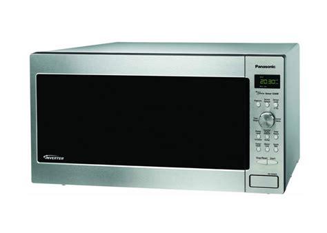 Microwave Panasonic Inverter panasonic nn sd962s genius 2 2 cuft 1250 watt sensor microwave with inverter