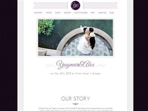 20 best wedding website templates css html wordpress