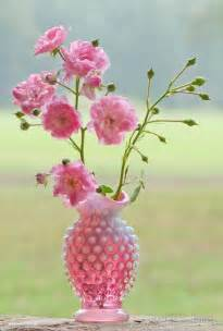 beautiful flowers and vase flowers