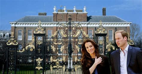 kensington palace william and kate william and kate to move into princess diana s former
