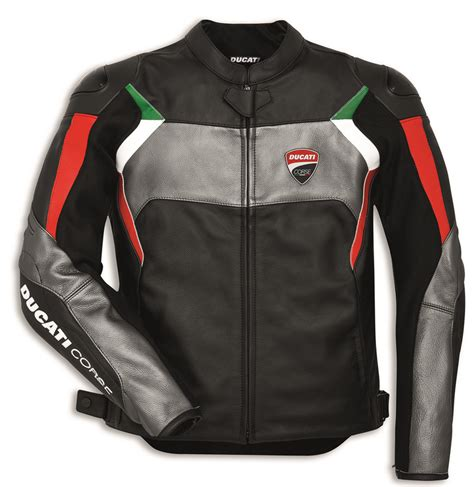 Ducati Motorradbekleidung Herren by Ducati Dainese Corse C3 Herren Motorrad Leder Jacke Neu