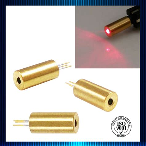 laser diode lens 850nm 1mw 3v d4 mm infrared laser diode module ir laser module for 3d printer sensor view