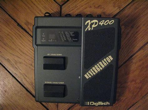 New Series Digitec digitech xp400 reverberator image 406595 audiofanzine