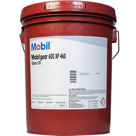 Mobil Atf 220 Pail exxon mobil gear 600 xp 460 scl