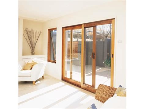 Sliding Wood Patio Doors Timber Sliding Doors Patio Doors Stegbar