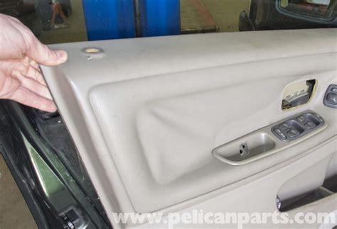 Interior Door Panel Repair Volvo V70 Front Door Panel Replacement 1998 2007 Pelican Parts Diy Maintenance Article