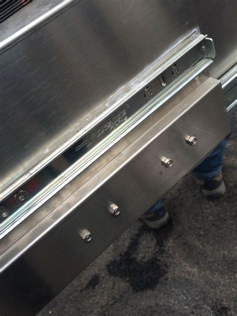 low profile ball bearing drawer slides three fold ball bearing low profile slide rails drawer