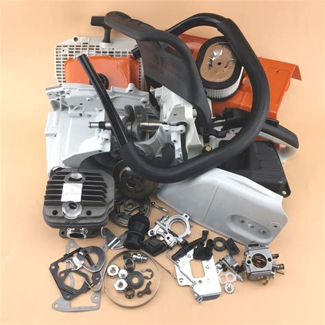 Complete Repair Parts For Stihl Ms440 044