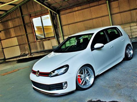 volkswagen golf modified volkswagen gti modification car modification