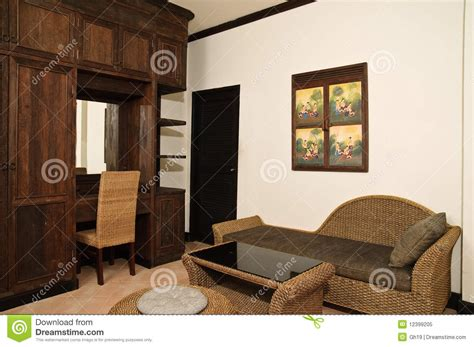 thai living room thai style living room royalty free stock photo image 12399205