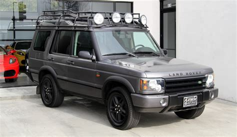 land rover discovery black 2004 2004 land rover discovery ii se7 stock 856998 for sale