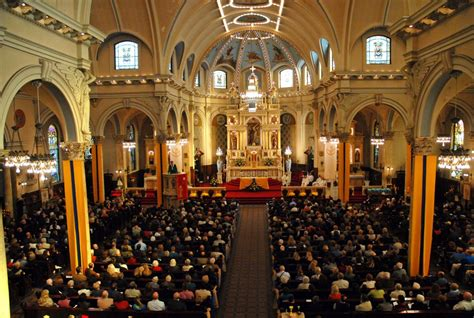 where does the st go two out of three mass attending catholics support