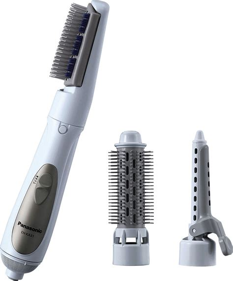 Hair Dryer Comb Panasonic panasonic eh ka31 3 comb silent hair curl dryer