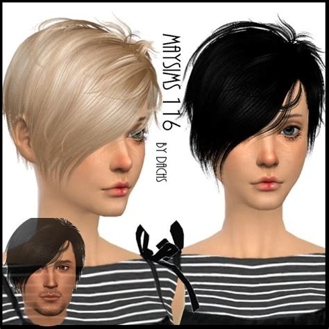 sims 4 short hair image result for sims 4 short hair yandere sims