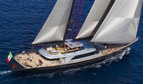 Sailboat Home Decor sailing yacht seahawk hull c 2193 a perini navi superyacht