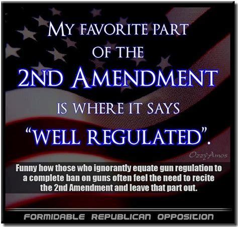 Second Amendment Meme - tyt read the whole second amendment democratic underground