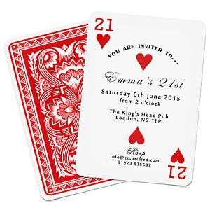casino birthday card template personalised card invitations birthday