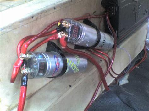 capacitor para estereo la verdad sobre el capacitor sonido carro montajes de car audio