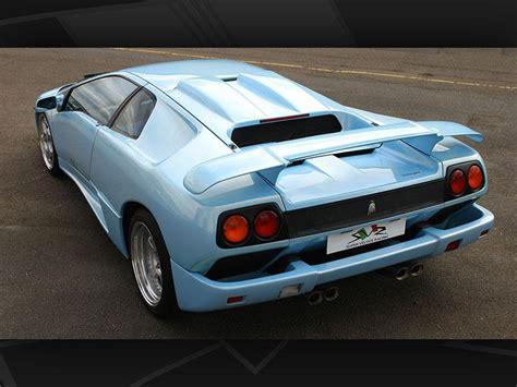 Blue Lamborghini Diablo Blue Lamborghini Diablo Sv On Sale For 163 265k