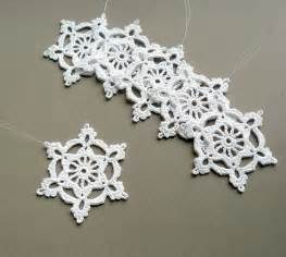 search results for crochet snowflakes free patterns