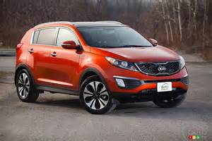 Kia Sportage 2013 Review Auto123 New Cars Used Cars Auto Shows Car Reviews