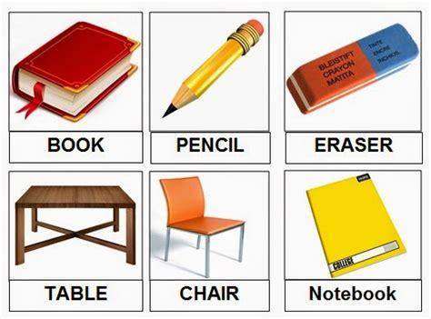 imagenes de objetos de utiles escolares utiles escolares en ingles imagui