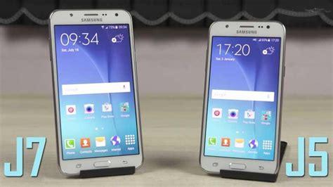 Samsung J5 Or J7 diferencias entre samsung j5 y j7 prime las