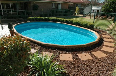 landscaped backyards with pools landscaping for backyard pool modern home exteriors