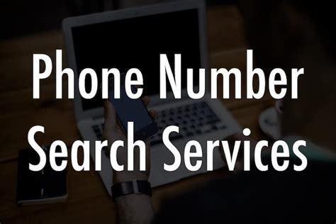 Best Number Lookup Best Phone Number Search Websites And Services