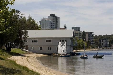 Uwa Boat Shed by Centenary The Of Western Australia