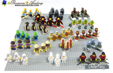 Sale Samurai Lego Minifigures Series 13 Bps301 whitefang archives legogenre