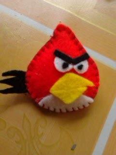 Gantungan Kunci Gantungan Tas Angry Cony jual kerajinan flanel murah flanel handmade product