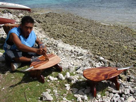 pin canoes of the marshall islands products coconut based