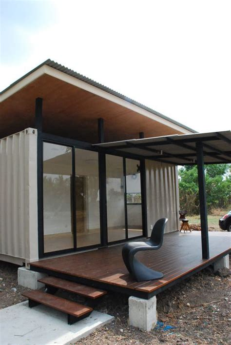 home design using shipping containers shipping container homes bluebrown container home thailand