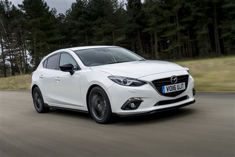 mazda 3 sports car mazda3 sport black special edition goes on sale in the uk