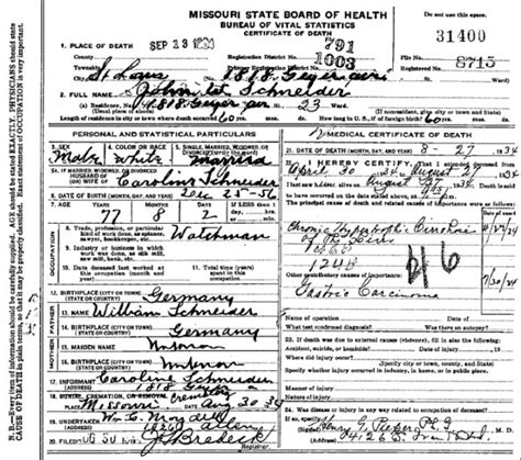 Divorce Records In Missouri So Many Ancestors Sibling Saturday Carl Joseph And