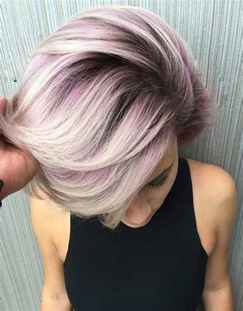 color pattern for short hair 25 color for short hair short hairstyles 2017 2018