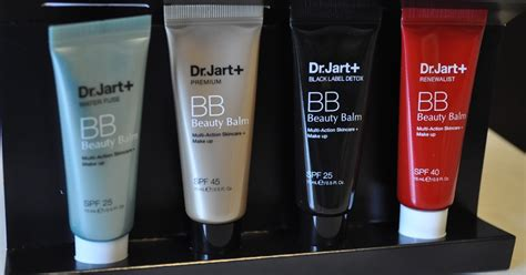 Black Label Detox Bb Balm Cosdna by Naturally Beautiful Dr Jart Bb Creams Water Fuse