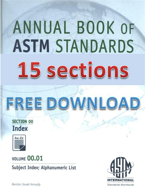 astm section 1 annual book of astm standards 2014 free download metrhosts